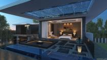 Terrace to Bed