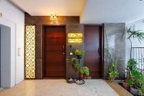 K.K. Tiwari residence