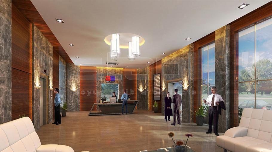 Asian House Lobby (1)