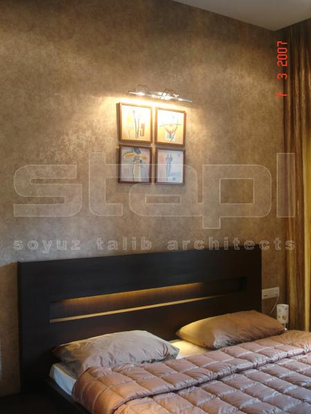 Shah Heights - Sample flat (9)