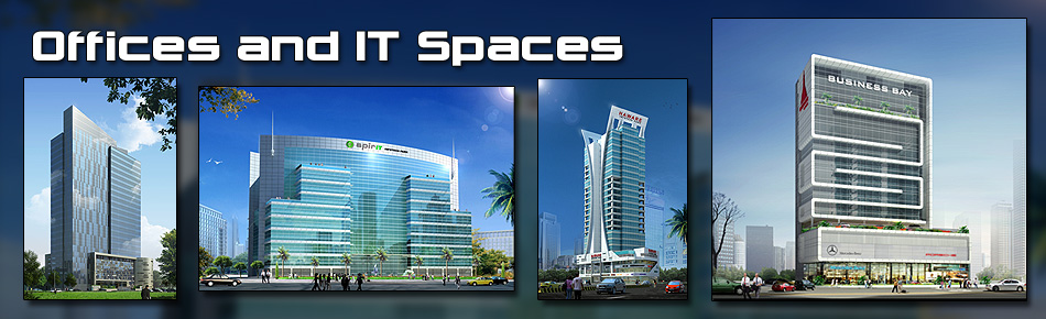 Offices and IT Spaces